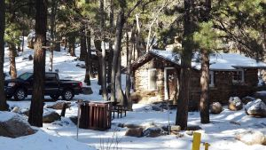 Our Cabin in the Hualapai's by Speck2