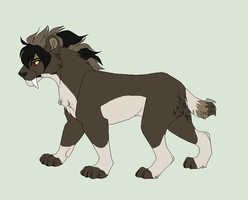 Saber Adopt (CLOSED) by BlackWoodAdopts