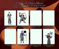 RoA Style Meme Sketches:  4of8 by PumpkinApprentice431