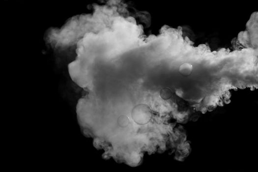 smoke bubble II by Decial