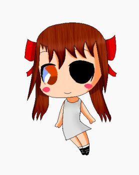 Chibi Hanged Sophie by MMD1lover1