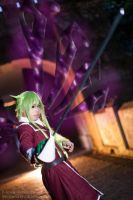 Fairy Tail - Yami no Ecriture . Tsubasa by KURA-rin