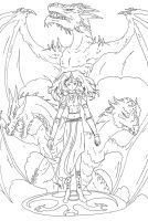 Mother of Dragons by Cyprus-1
