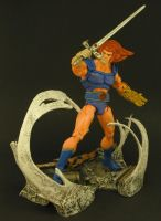 Lion-O by Shinobitron