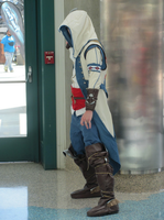 Assassin's Creed 3 Connor Kenway Cosplay by NeedtoDestroy