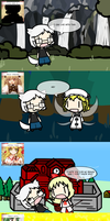 My Touhou Life Meme by Unknownfalling
