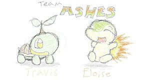Team Ashes by karaskitty