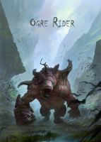 Ogre Rider x by ChangYuan