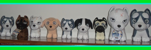 .: Ginga plush Collection- 3/20/2013 :. by Dunkin-Prime