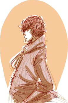 sherlock :: by makiyan