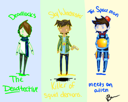 Superwholock Teamcrafted style! by Silverfang999