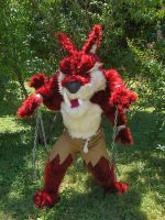 Gnarfas Fursuit by Fyuvix