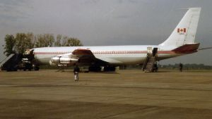 Rcaf 707 The First Airplane I Ever Flew In by PanzerBob