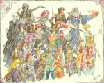_HP:the whole story_ by Aeris1990