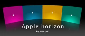 Apple horizon by swazen