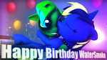 ~Happy Birthday Widdle Poni by TheDurkaArt