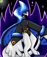 Lugia Raven by Legendary-Darkness