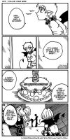 DC:P - Follow your nose by Lorddragonmaster