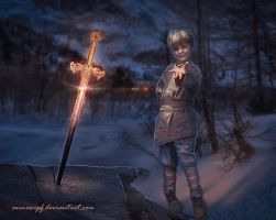 Little Arthur by annewipf