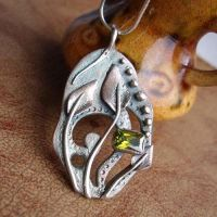 Lily Pendant by Ksenia1985