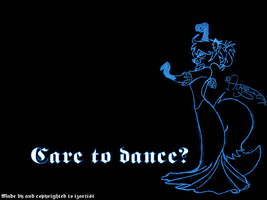Care to Dance? by izartist