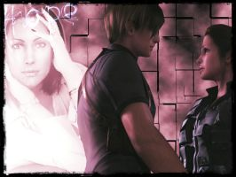 angela and leon - hope by cyber-rayne