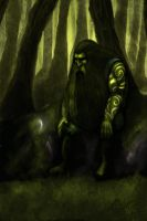 The green giant by MarkTarrisse