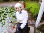 King King of fighters XIII Cosplay by Grichu-Ada-Kinney