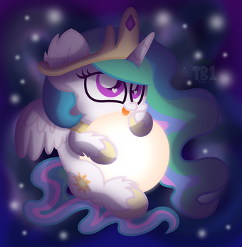 Little Star [+Speedpaint] by xThe-Bubbly-One