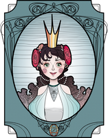 Princess Ozma of Oz by nabatute