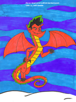 American Dragon : Jake Long by lonewerewolf