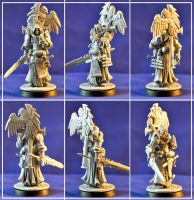 Inquisitor, Griffins of Akkilania by Warwolf1973