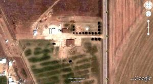 google earth view of my house by EnforcedCrowd