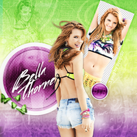 Bella Thorne PNG Pack. by ZeynepDilara