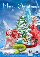 MERRY CHRISTMAS EVERYBODY from Sven and Yann'X !!! by YANN-X