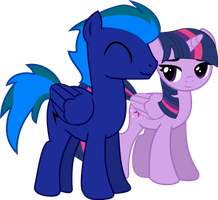 Vector Twili you making me smile by Barrfind