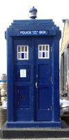 The Real Tardis by KBooth2