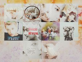 EXO Icons Pack {Die Jungs} by kamjong-kai