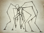 A Very Slender Man by Eighth-Reaper
