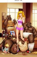 Grimm Fairy Tales: April Fools by jocachi