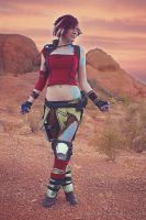 Borderlands Lilith 01 by tatehemlock