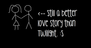 Better Than Twilight - Wallpaper by AnimeExtremist