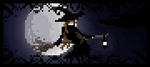 Pixel Witch by Orio94