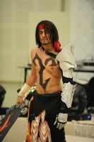 Another Jecht Cosplay pic by vega147