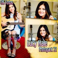 Photopack 22 Lucy Hale by PhotopacksLiftMeUp