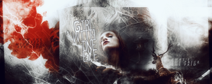 Girl with one eye by Evey-V