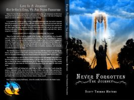 Never Forgotten - The Journey Book Cover by Miyasia