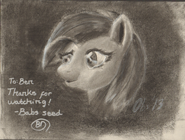 Babs Seed, So Declareth The Artist by Obsequiosity