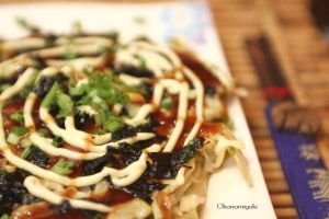 Okonomiyaki by Foodtrip