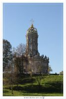 The Church of the Mother of God Holy Sign II by Keila-the-fawncat